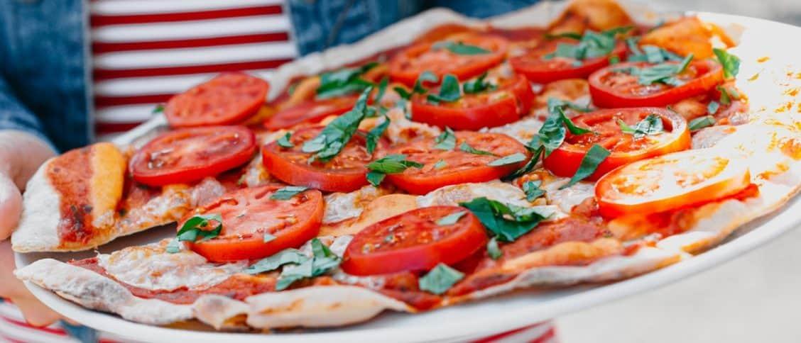Pizza puns captions photo